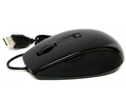 Dell Laser Mouse USB czarna  (570-10523)