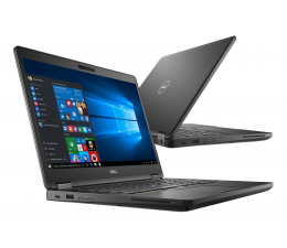 Dell Latitude 5491 i7-8850H/32GB/512/Win10P MX130 (Latitude0252-53408052)