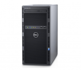 Dell PowerEdge T130Xeon E3-1230 v6/16GB/2x1TB/DVD (PowerEdge0012-PET1302a)
