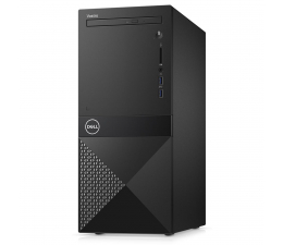 Dell Vostro 3670 i5-8400/8GB/256+1000/Win10Pro  (Vostro0828-256SSD )