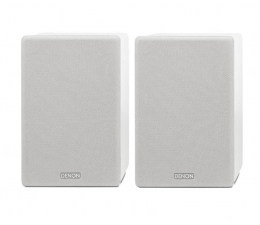 Denon SCN-10 Biały para (SCN10WTEM)