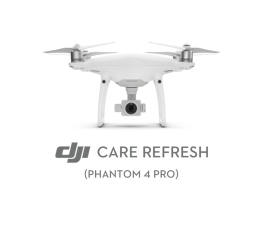 DJI CARE refresh ochrona dla Phantom 4 Pro