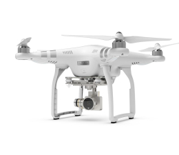 DJI Phantom 3 Advanced biały (6958265117206 / 6958265128059 )