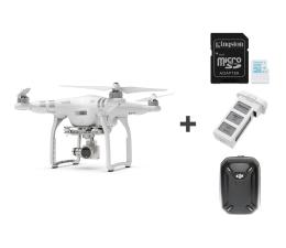 DJI Phantom 3 Advanced + plecak + bateria + 32GB