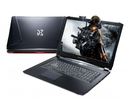 Dream Machines GS1060-17 i7-8750H/8GB/500SSD GTX1060  (GS1060-17PL31)