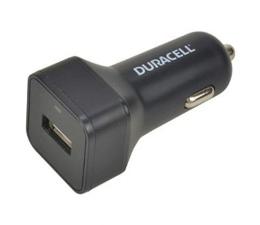 Duracell Ładowarka samochodowa USB 2,4A (DR5030A)