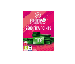 EA FIFA 19 2200 Fifa Points dla PC (5030934123167)