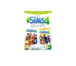 EA The Sims 4 + Sims 4 Wyspiarskie Życie (5030934123655)