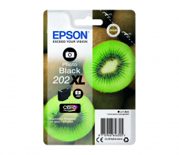 Epson 202XL Photo Black 7,9ml (C13T02H14010) (Expression Premium XP-6000)