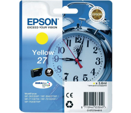 Epson T2704 yellow 27 300str. (C13T27044010)  (WF-3620DWF)