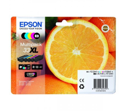 Epson T3357 CMYK (C13T3357401) (XP-530 / XP-630)