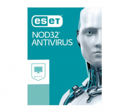 Eset NOD32 Antivirus 1st. (24m.) kontynuacja ESD  (ENA-K-2Y-1D-ESD)