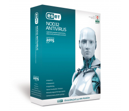 Eset NOD32 Antivirus BOX 1st. (36m.) kontynuacja  (ENA-K-3Y-1D)