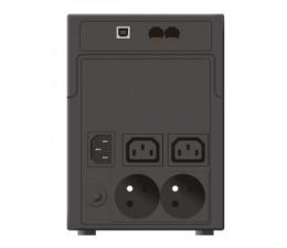 Ever EASYLINE 1200 (1200VA/600W) 2xPN-E  2xIEC AVR USB (T/EASYTO-001K20/00)