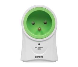 Ever Spin - 1 gniazdo, 2x USB (2.4A) (T/LZ10-SPI000/0000)