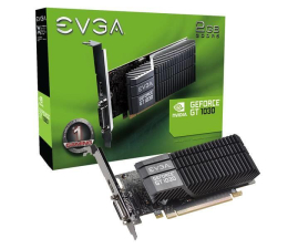 EVGA GeForce GT 1030 SC Low Profile 2GB GDDR5 (02G-P4-6332-KR)