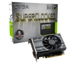 EVGA GeForce GTX 1050 SC Gaming 2GB GDDR5 (02G-P4-6152-KR)