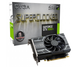 EVGA GeForce GTX 1050 Ti Gaming SC 4GB GDDR5 (04G-P4-6253-KR)