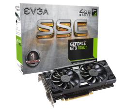 EVGA GeForce GTX 1050 Ti SSC ACX 3.0 4GB GDDR5 (04G-P4-6255-KR)