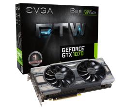 EVGA GeForce GTX 1070 FTW GAMING ACX 3.0 8GB GDDR5  (08G-P4-6276-KR)