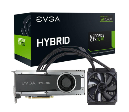 EVGA GeForce GTX 1070 Gaming Hybrid 8GB GDDR5 (08G-P4-6178-KR)