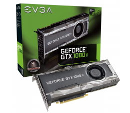 EVGA GeForce GTX 1080 Ti GAMING 11GB GDDR5X (11G-P4-5390-KR)