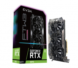 EVGA GeForce RTX 2070 FTW3 ULTRA GAMING 8GB GDDR6 (08G-P4-2277-KR)
