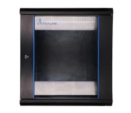 """ExtraLink Wisząca 19"""" 12U 600x450mm (czarna)  (EX.7263)"""