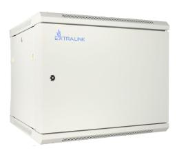 "ExtraLink Wisząca 19"" 12U 600x600mm (szara)  (EX.12981)"