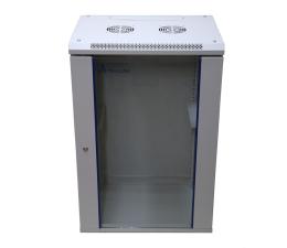 "ExtraLink Wisząca 19"" 18U 600x450mm (szara)  (EX.14374)"
