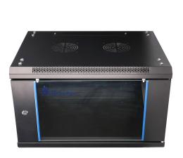 """ExtraLink Wisząca 19"""" 6U 600x450mm (czarna)  (EX.7225)"""