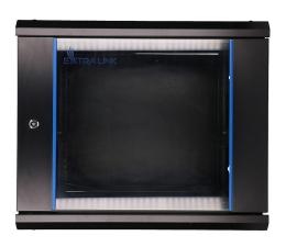"""ExtraLink Wisząca 19"""" 9U 600x450mm (czarna)  (EX.7249)"""