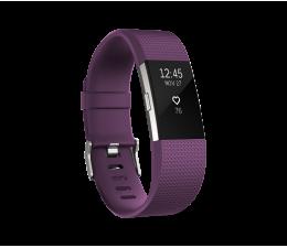 Fitbit Charge 2 HR L Plum-Silver (IMFBC2LPU/816137020299)