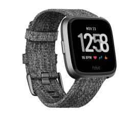 Fitbit Versa Czarny Special Edition  (FB505BKGY-EU)