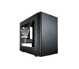 Fractal Design Define NANO S Mini czarna z oknem (FD-CA-DEF-NANO-S-BK-W)
