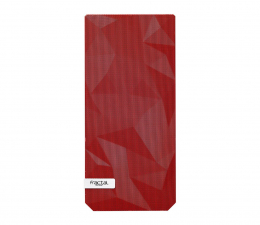 Fractal Design Mesh Panel do Meshify C czerwony (FD-ACC-MESH-C-FFILT-RD)