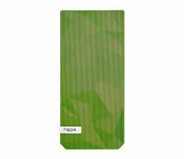Fractal Design Mesh Panel do Meshify C zielony (FD-ACC-MESH-C-FFILT-GN)