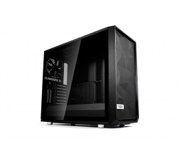 Fractal Design Meshify S2 Black Dark TG (FD-CA-MESH-S2-BKO-TGD)