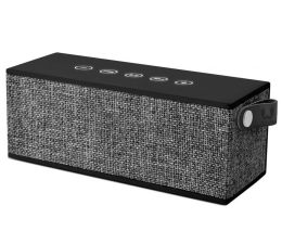 Fresh N Rebel Rockbox Brick Fabriq Black Edition  (1RB3010BL)