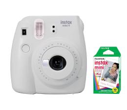 Fujifilm Instax Mini 9 biały + wkład 10 zdjęć