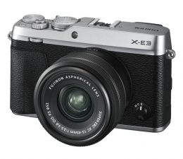 Fujifilm X-E3 15-45mm f/3.5-5.6 OIS PZ srebrny
