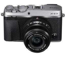 Fujifilm X-E3 23mm f2.0 srebrny