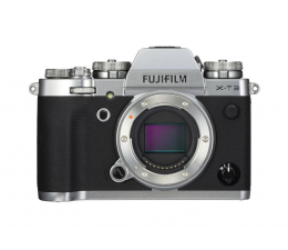 Fujifilm X-T3 body srebrny