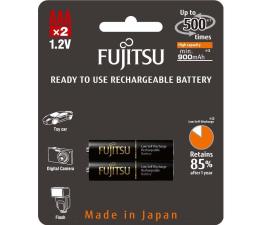 Fujitsu BLACK R03/AAA 900mAh (2 szt) blister (HR-4UTHCEX-2B)