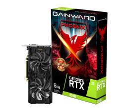 Gainward GeForce RTX 2060 Phoenix G S  6GB GDDR6  (426018336-4313)