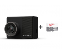 "Garmin Dash Cam 45 FullHD/2"" + 16GB (010-01750-01)"