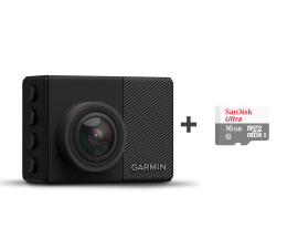 "Garmin Dash Cam 65W FullHD/2"" + 16GB (010-01750-15)"