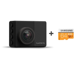 "Garmin Dash Cam 65W FullHD/2"" + 64GB (010-01750-15)"