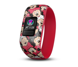Garmin Vívofit jr. 2 Disney Myszka Minnie (010-01909-00)