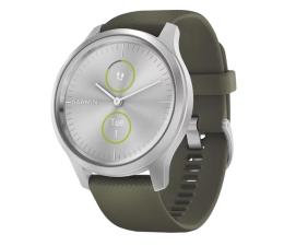 Garmin vivomove 3 Style srebrno - zielony Gorilla Glass (010-02240-21)